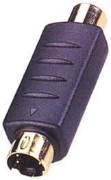 ADATTATORE S-VHS M - RCA F