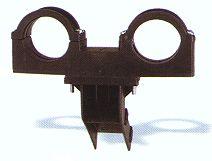 Staffa Dual-Feed 6° per antenne paraboliche
