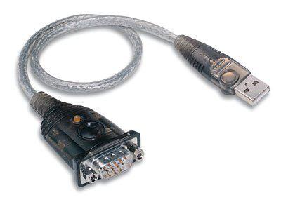 ADATTATORE USB SERIALE
