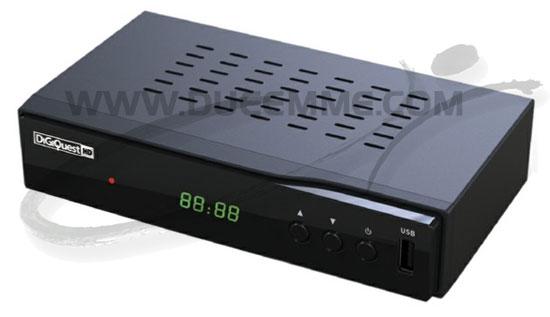 DECODER DGQ550 HD DTT T T2 HVEC H265