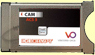 CAM C.I. VIACCESS ORCA SECURE ACS SAT SD-HD DUAL DESCRAMBLING