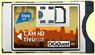 CAM TIVUSAT ORO   MODULO CAM CI+ <BR/> UFFICIALE TIVUSAT<BR/> SD+HD+UHD 4K<BR/> NAGRAVISION