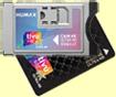 CAM TIVUSAT 4K HUMAX   MODULO CAM CI+    UFFICIALE TIVUSAT   UHD 4K NAGRAVISION