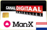 CANAL DIGITAAL MAN-X
