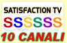 SCT HD 10 CH SATISFACTION TV VIACCESS   Sat.13° est