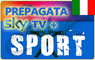 CARTA PREPAGATA SKY TV HD + SKY SPORT HD