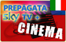 CARTA PREPAGATA SKY TV HD + SKY CINEMA HD
