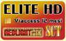 REDLIGHT HD ELITE HD + SCT  12 CANALI VIACCESS 12 MESI   Sat.13° est