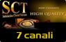 SCT 7 CH  12 MESI  VIACCESS  Sat.13° est