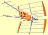 ANTENNA VZENIT 790 UHF HD BOSS