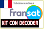 KIT FRANSAT HD 