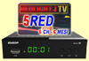 5 RED HD  5 CANALI  